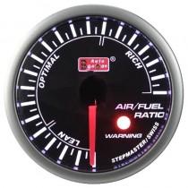 Όργανο Auto Gauge Warning Αέρος Καυσίμου Φιμέ