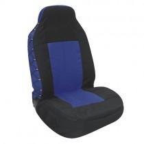 Κάλυμμα Καθισμάτων Autoline Explorer Μαύρο-Μπλε 1τμχ