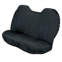 Κάλυμμα Καθισμάτων Πίσω Autoline Explorer Μαύρο 1 Τμχ
