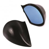 Καθρέπτης Τύπου Z3 Απλοί Μαύροι 2τεμ