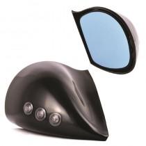Καθρέπτης Τύπου Z3 Ηλεκτικοί Με Φλάς 2τεμ