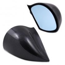 Καθρέπτης Τύπου Z3 Απλοί Carbon 2τεμ