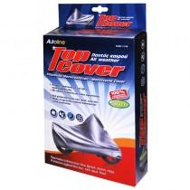 Κουκούλα Μηχανής TopCover TC Silver Small