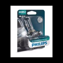 Λάμπα Philips HIR2 X-treme Vision Pro150 12V 55W Έως 150% Περισσ.Φως 1Τμχ