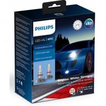 Λάμπες Philips H11 X-Treme Ultinon Led Gen2 12V 22W +200% Περισσότερο Φως 5800K 2τμχ