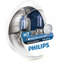 Λάμπες PHILIPS H7 12V 55W Diamond Vision 5000k 2τμχ