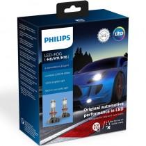 Λάμπες Philips H8/H11/H16 X-Treme Ultinon Led Gen2 5800K +250% Περισσότερο Φως 2τμχ