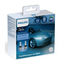 Λάμπες Philips HΒ3/ΗΒ4 Ultinon Essential Led 12V 24V 24W 6500K 2τμχ