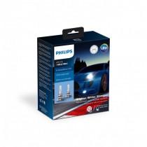 Λάμπες Philips HB3/HB4 X-Treme Ultinon Led 12V 25W +200% Περισσότερο Φως 5800K 2Τμχ