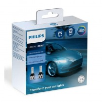 Λάμπες Philips HIR2 Ultinon Essential Led 12V 24V 24W 6500K 2τμχ