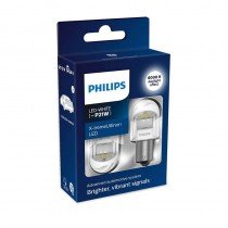 Λάμπες Philips P21W X-Treme Ultinon Led Gen2 White 6000K 12/24V 2.7W 2τμχ