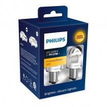 Λάμπες Philips PY21W X-tremeUltinon LED Gen2 12V 1.8W Πορτοκαλί 2τμχ