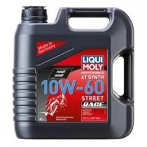 Liqui Moly Motorbike 4T Synth 10W-60 Street Race 4lt