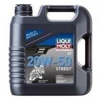 Liqui Moly Motorbike 4T 20W-50 Street 1lt