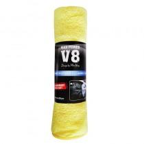 Πανί Microfibre V8 40x40cm - Κίτρινο