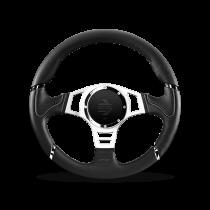 Τιμόνι Αυτοκινήτου Momo Millenium Sport 35Cm Ανθρακί-Μαύρo