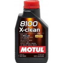 MOTUL 8100 X-clean 5W-30 C3 1Lt