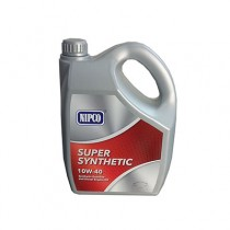 NIPCO SUPERSYNTETIC SAE 10W-40 4Lt