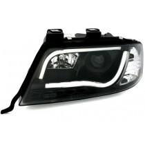 Φανάρια εμπρός Led Lightbar για Audi A6 C5 (1997-2001)