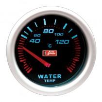 Όργανο Auto Gauge Θερμοκασία Νερού Φιμέ