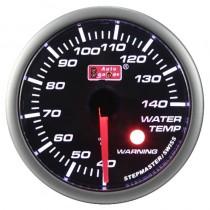 Όργανο Auto Gauge Warning Θερμοκασία Νερού Φιμέ