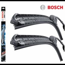 Bosch Aerotwin Set A053S 600mm 600mm Mercedes W204 + ΔΩΡΟ Πανί Microfibre V8 40x40cm